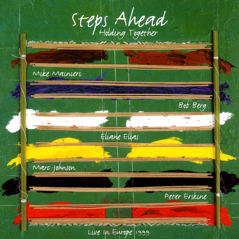 Steps Ahead – Holding Together
