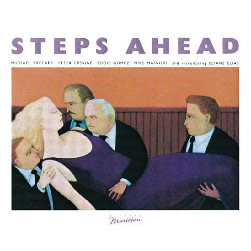 Steps Ahead – Steps Ahead