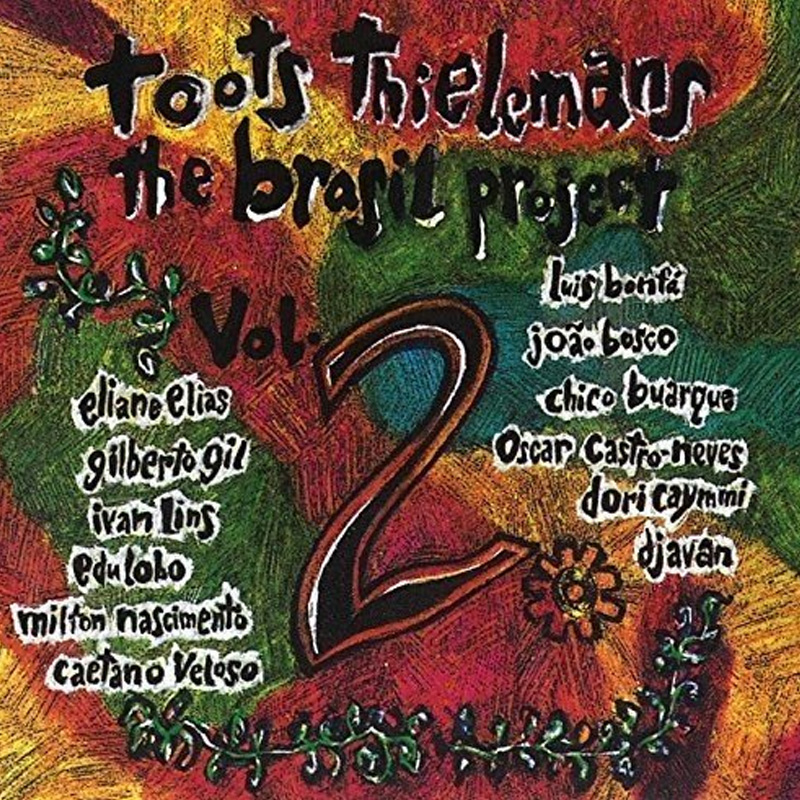 Toots Thielemans – The Brasil Project 2