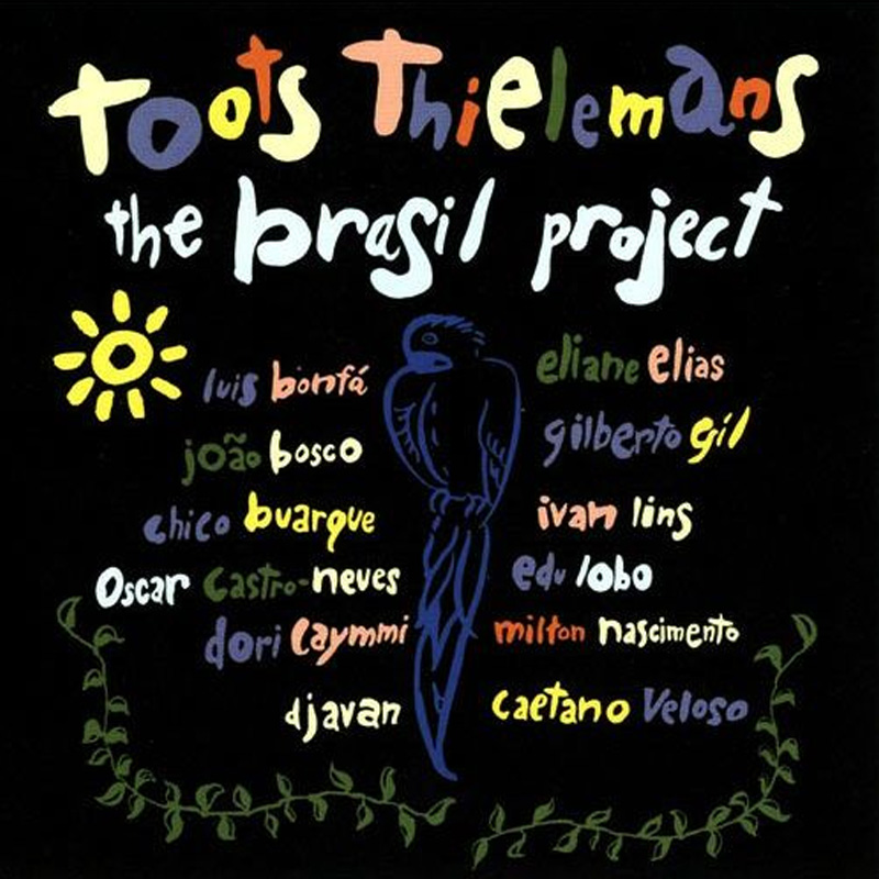 Toots Thielemans – The Brasil Project